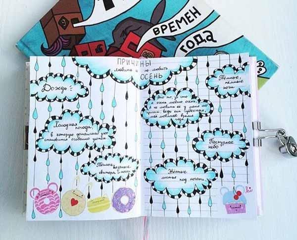 Фото интересных идей из личного дневника