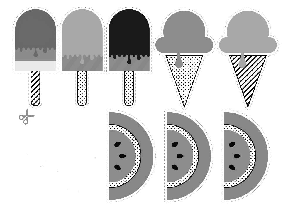 картинки из мультиков черно белые для распечатки
