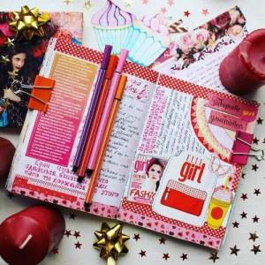 Идей для личный дневник фото