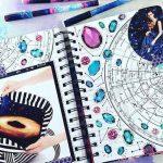 Оформление личного дневника: хорошие советы
