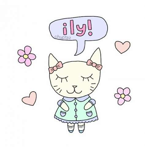 Картинки аниме милые няшные
