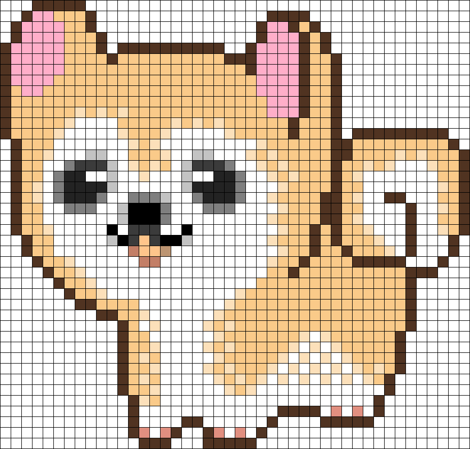 Как нарисовать клетку для собаки